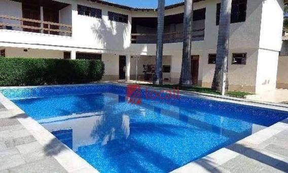Casa Residencial Para Locação, Jardim Francisco Fernandes, São José Do Rio Preto. - Ca0050