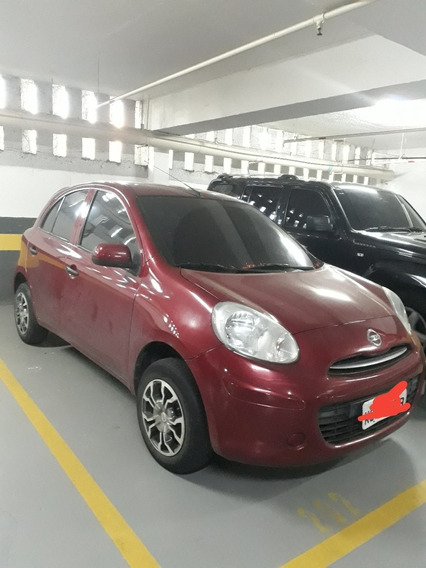 Oportunidade March Nissan - 2012 - 42.000km - Kit Multimidia