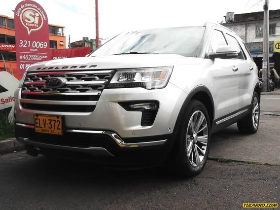 Ford Explorer Limited 2300cc