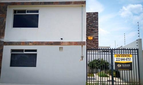 Casa Nueva En Venta A Pie De Calle Sanctorum Cuautlancingo