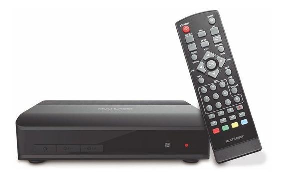 Conversor De Tv Digital Com Botoes Multilaser - Re219