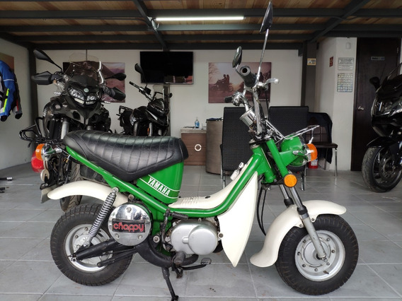 Xmotion Yamaha Chappy 80cc. 2 Tiempos