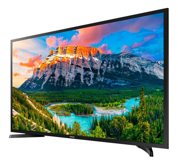 Smart Tv Samsung 43 J5290 Full Hd Netflix Cuotas Sin Interés
