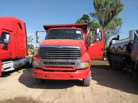 Camion Volteo Sterling A9500 De 14 M3 Año 2009