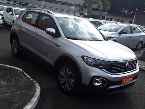 Volkswagen T-cross 1.4 250 Tsi Total Flex Highline