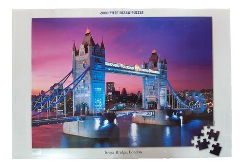 Rompecabeza 2000 Pzs Tower Bridge London Tomax
