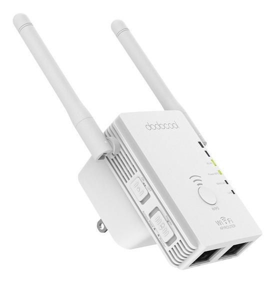 Dodocool 3-em-1 N300 Mini Distancia Wireless Extender Signal