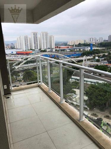 Apartamento Com 2 Dormitórios À Venda, 74 M² Por R$ 570.000 - Centro - Osasco/sp - Ap5549