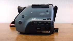 Filmadora Jvc Vhs-c Gr-ax10u P/ Colecionador