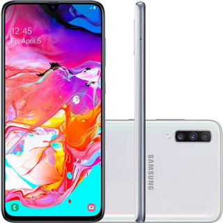 Samsung Galaxy A70 128gb 6 Ram.. Top