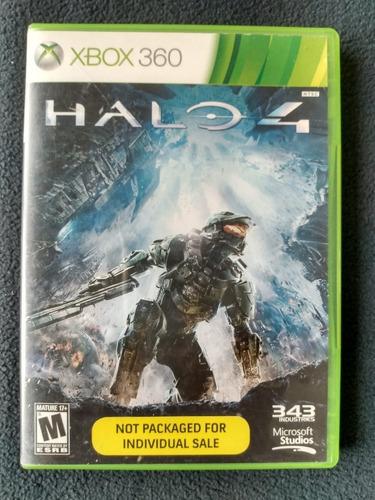 Halo 4 - Xbox 360 - Físico