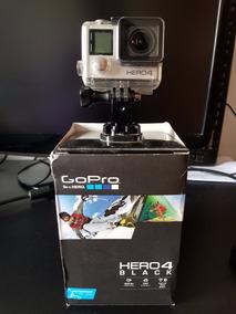 Gopro Hero 4 Black Edition + Carregador