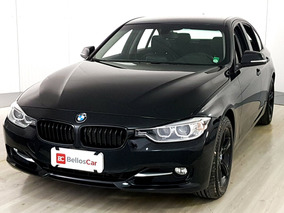 Bmw 320ia 2.0 16v Turbo Active Flex 4p Automático 2015/2...