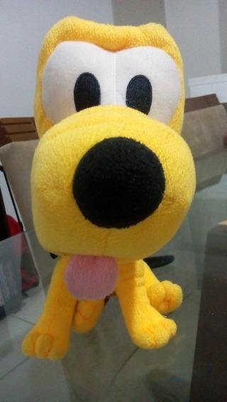 Boneco De Pelúcia Pluto Big Head - Original Disney