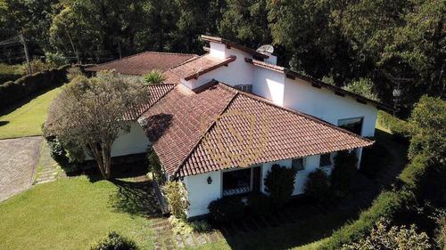 Sítio Com 6 Dormitórios À Venda, 12400 M² Por R$ 3.400.000,00 - Quebra Frascos - Teresópolis/rj - Si0007