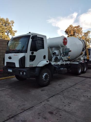 Camion Hormigonero Ford 3131 6x4 Con Mixer Indumix