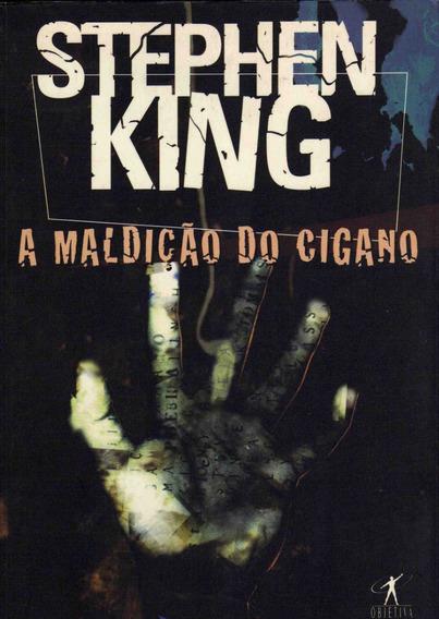 Livro A Maldição Do Cigano Stephen King Esgotado Na Editora