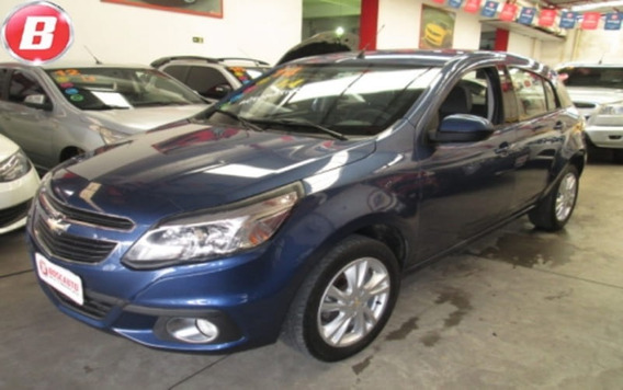 Chevrolet Agile Hatch Ltz 1.4 8v (flex) 4p 2014