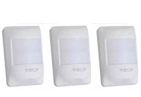 3 Sensor Infravermelho Ivp Ecp S/fio, Esse Não Falha,show