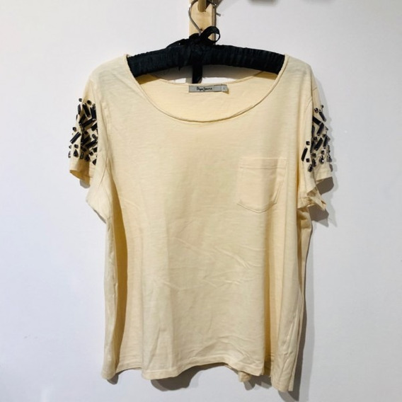 Remera Mujer Pepe Jeans Talle L