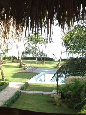 Apartamento En Juan Dolio 2hab Amoblado, Piscina, Playa