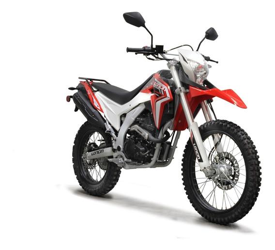 Moto Loncin Lx 250gy-3f