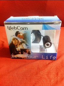 Webcam See Your Life 480k Lcam-01 Usb