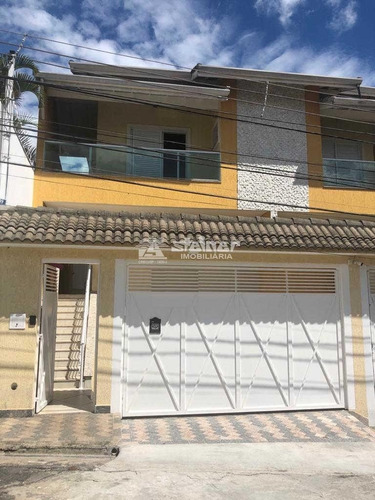 Venda Sobrado 3 Dormitórios Jardim Santa Mena Guarulhos R$ 1.100.000,00 - 37157v