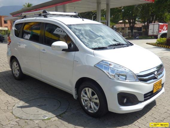 Suzuki Ertiga Mpv 1.4 At 7 Puestos
