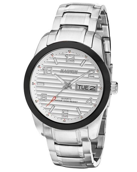 Relógio Magnum Business Masculino Ma32649q