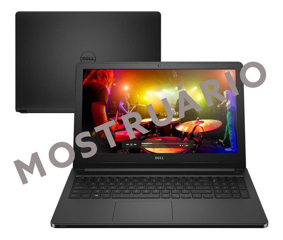 Notebook De Mostruario Dell Inspiron 5566 I3-6006