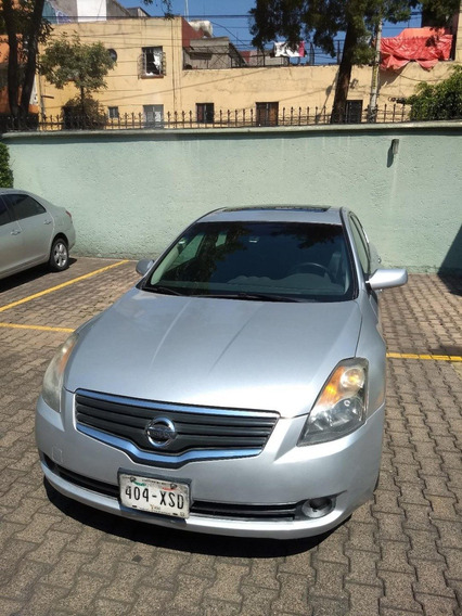 Nissan, Altima, Sl High 2.5 Cvt