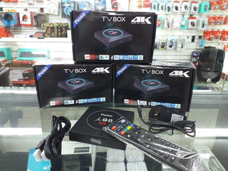 Tv Box Convertidor Led Smart 4k Hdmi Usb Control Remoto 2gb