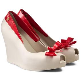 3aad288d01 Melissa Wedge 34 - Sapatos no Mercado Livre Brasil