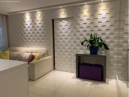 Imagem 1 de 15 de Apartamento Para Venda Em São Paulo, Chácara Inglesa, 2 Dormitórios, 1 Suíte, 2 Banheiros, 1 Vaga - Cap3810_1-1941060