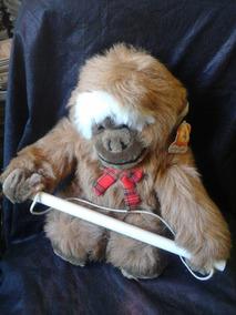 Patamates Monkey Soft Toy Plush Macaco De Pelucia