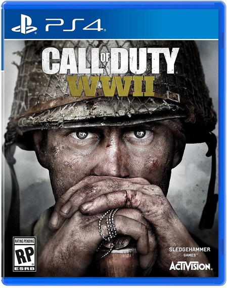 Call Of Duty Ww2 Ps4 Playstation 4 Mídia Física