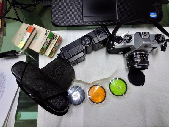 Maquina Fotografica Analogica Asahi Pentax Spotmatic Jpn.