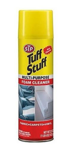 Imagen 1 de 3 de Tuff Stuff Stp Limpiador En Espuma Multiuso Tela Alfombra
