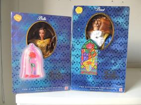 Barbie Bela E A Fera Beauty The Beast Disney Nunca Removido