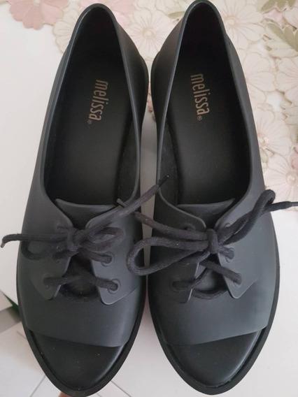 Sapato Melissa Preto Tam 36