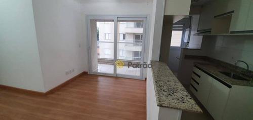 Imagem 1 de 30 de Apartamento Com 2 Dormitórios À Venda, 56 M² Por R$ 450.000,00 - Jardim - Santo André/sp - Ap2826