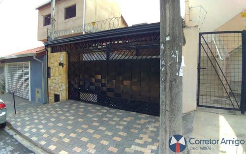 Imagem 1 de 18 de Casa A Venda Em Sorocaba 3 Dormitorios - Ml3537