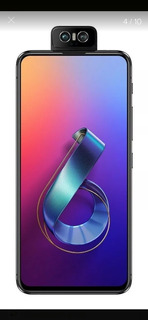 Asus Zenfone 6. 8gb Ram 256gb Permuto S20+ Pago Dif.