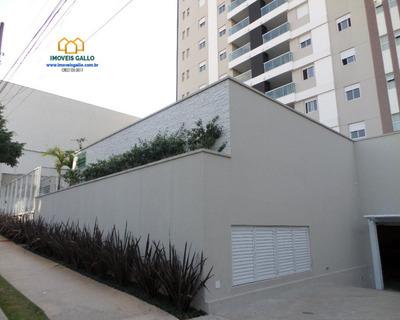 Apartamento Centro De São Caetano Com 75 Metros E 2 Vagas