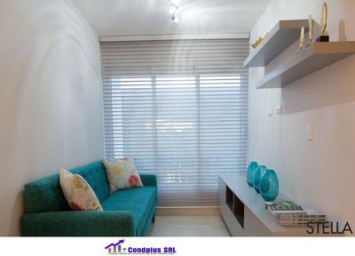 Apartamento De Venta En Santiago