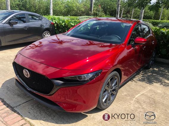 Mazda 3 Hatchback Grand Touring Lx 2.5 2020 Rojo Diamante