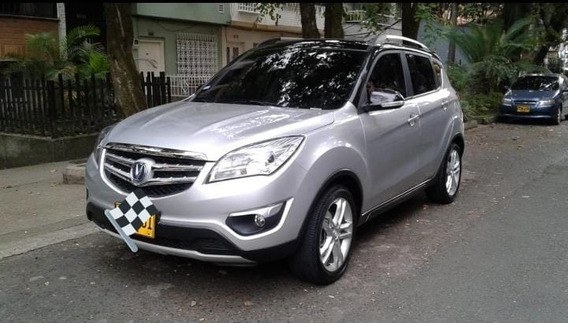 Changan Cs35 Luxury Mecanica 1.6cc