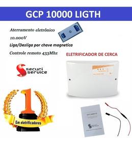 Central Gerador De Choque Para Cerca Elétrica Gcp10000 Light