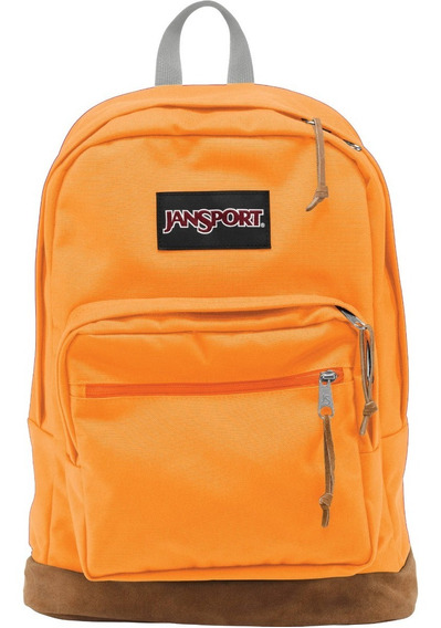 Zonazero Mochila Jansport Right Pack Naranja Original